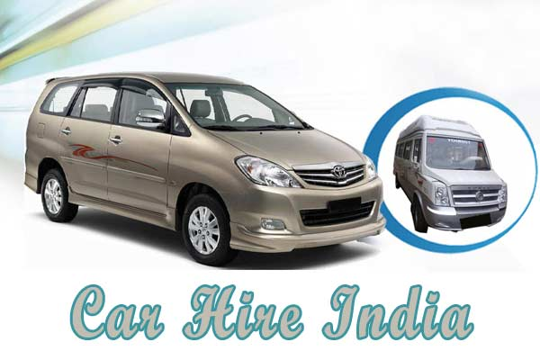 Car hire in India